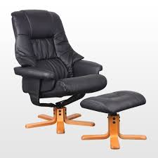 Black Leather Chairs 100 White Leather Recliner Chair Buy Serene Risor Brown