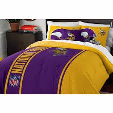 Vikings Comforter Minnesota Twins Bed Sheets Bedding Queen