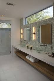 bathroom with transom window above mirror cool bathroom ideas