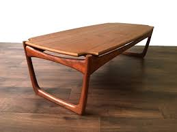 Teak Coffee Table Retro Teak Coffee Table Outdoor New Home Design The Elegance