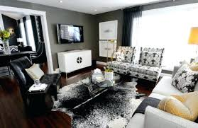 Black And White Living Room Decor Grey Living Room Interior U2013 Courtpie