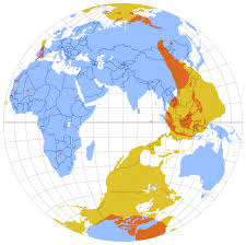 Can You Show Me A Map Of The United States Antipodes Wikipedia