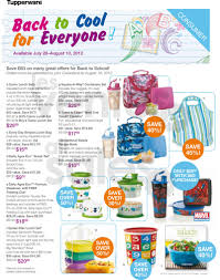tupperware back to save up to 50 allsales ca