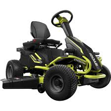 rm480ex 38 in 100 ah battery electric riding lawn mower