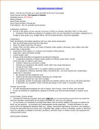latest resume models resume proper format resume format and resume maker resume proper format examples of resumes proper way to use photo on resume thumbnail proper resume