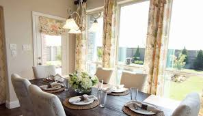 Union Park Dining Room by American Legend Homes In Union Park Brent Wells Pulse Linkedin