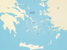 Map Of Greece Islands by Ferry To Samos Ferry From Kusadasi To Samos