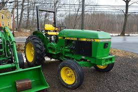 what is the best john deere 2155 tractor