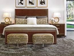 take five bleeker bed bench ottoman lexington home brands