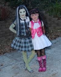 monster high draculaura costume collection