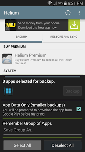 android helium how to back up your android apps their data without root