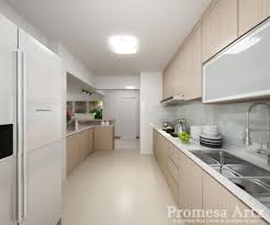 Bto Kitchen Design 121b Punggol Edgedale 4 Room Bto Promesa Artz Interior Design