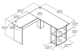 L Shaped Computer Desk Plans Desk L Shaped Computer Desk Plans Free Desk Shaped Corner Desk