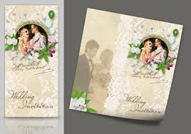 wedding invitations psd invitations png framepsd templatepicture frameswedding fr with
