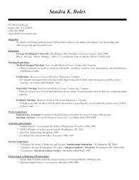 nursing resume exles for medical surgical unit in a hospital simply nursing resume exles for medical surgical unit