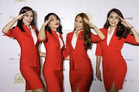 airasia uniform passenger complains that airasia s uniform is too raunchy daily star