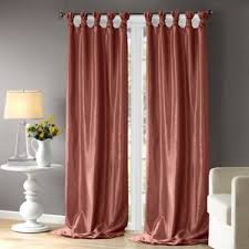 Stationary Curtain Rod 108 Inch 119 Inch Curtains U0026 Drapes You U0027ll Love Wayfair