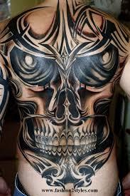 tribal tattoo design for men