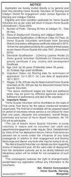 resume sles for engineering students fresherslive 2017 calendar district commandant darrang jobs 2018 35 home guard volunteers