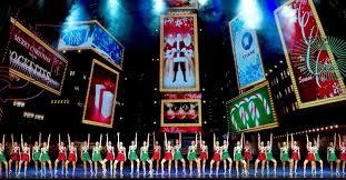 Radio City Music Hall Floor Plan by Radio City Music Hall Christmas Spectacular Rockefeller Center