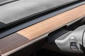 video exclusive a closer look at the tesla model 3 u0027s interior