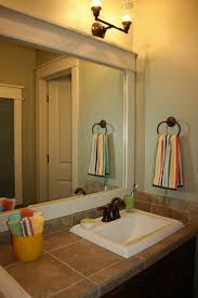 Bathroom Mirrors Design Ideas bathroom mirror frames ideas design ideas u0026 decors