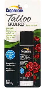 how to protect tattoos from fading in the sun review coppertone