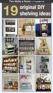 hometalk how to build bedroom storage towers 19 original diy shelving ideas two make a home