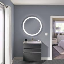 robern introduces vitality lighted bath mirrors for budget