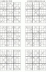 Printable Logic Puzzles 7 Best Sudoku Images On Pinterest Crossword Samurai And Logic