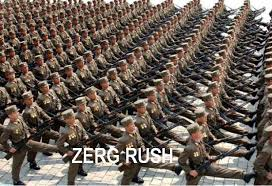 Zerg Rush Know Your Meme - image 163489 zerg rush know your meme