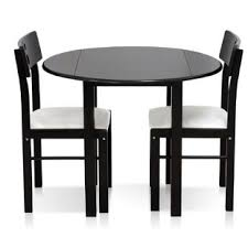 black dining table with leaf round kitchen dining room sets you ll love wayfair