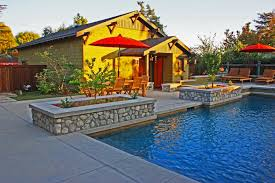pool and outdoor kitchen designs how much does a residential landscape design cost pacific