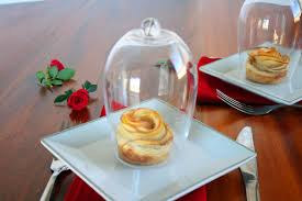 diy bell jar beauty and the beast party idea desert chica