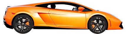 car clipart drive a lamborghini supercar on a professional racetrack with