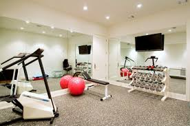 Home Gym Studio Design 6 Impressive Home Gyms That Offer The Ultimate Personal Fitness
