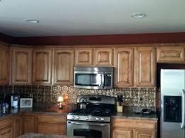 metal backsplash for kitchen excellent decoration tin backsplash panels enjoyable design ideas
