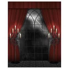 halloween tiled background online buy wholesale curtain background from china curtain
