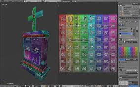 uv layout video tutorial what to know when creating next gen assets cg masters