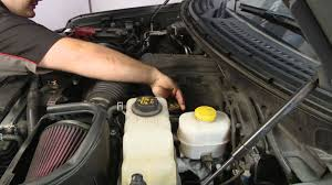 how to change the oil in your f 150 f150 oil change cj pony parts