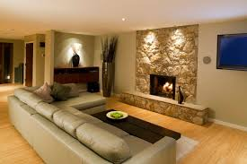 awesome stylish family room interior design pics modern new at