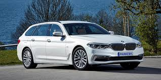 parkers bmw 5 series parkers awards