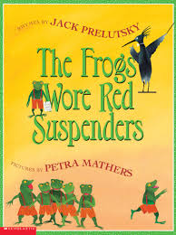jack prelutsky thanksgiving poem the frogs wore red suspenders by jack prelutsky scholastic