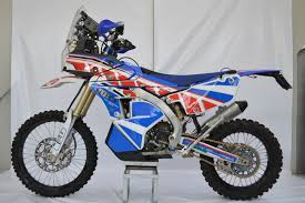 yamaha wr 450 f 2016 rally raid kit for dakar and africa eco