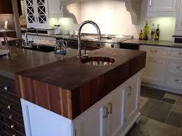 kitchen walnut butcher block island walnut countertop