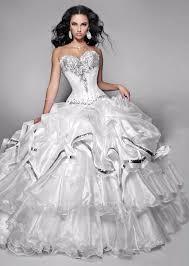 quinceanera dresses white white blue quinceañera dresses gowns matrimony prep