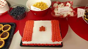 home decor parties canada starving foodie great canada day party ideas for home or office