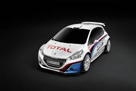 peugeot 208 sedan peugeot u0027s 208 t16 rs rally car doesn u0027t break a sweat as it climbs