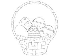 kids u0027 easter coloring pages