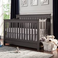 Convertable Cribs Davinci Piedmont 4 In 1 Convertible Crib Hayneedle